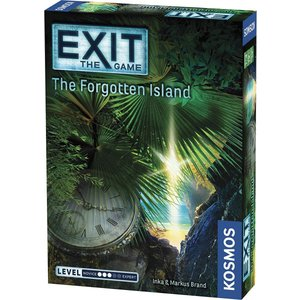 ボードゲームExit: The Forgotten Island | Exit: The Game ...
