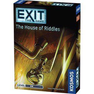 ボードゲームExit: The House of Riddles | Exit: The Game ...