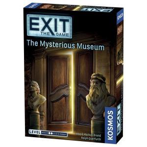 ボードゲームThames & Kosmos Exit: the Mysterious Museum ...