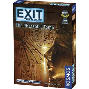 ボードゲームExit: The Pharaoh's Tomb | Exit: The Game - ...