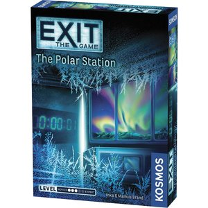 ボードゲームExit: The Polar Station | Exit: The Game - A...