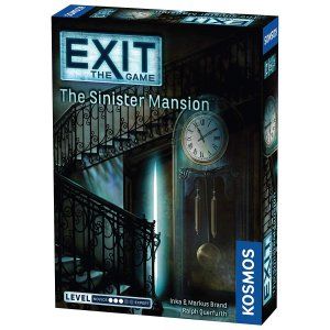 ボードゲームExit: The Sinister Mansion | Exit: The Game ...