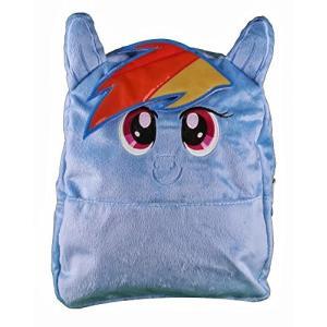 マイリトルポニーMy Little Pony Small Backpack Rainbow Blue...
