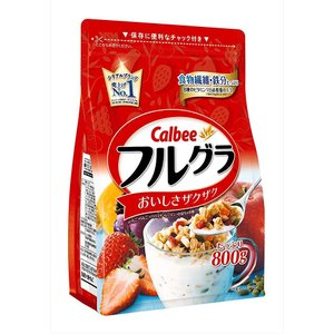 「商品情報」【特長】  香ばしく焼き上げた玄米、オーツ麦に、自然な甘さのドライフルーツをミックス。食...