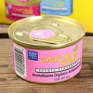 カリフォルニアセンツ 芳香剤 エアフレッシュナー 缶タイプ ...