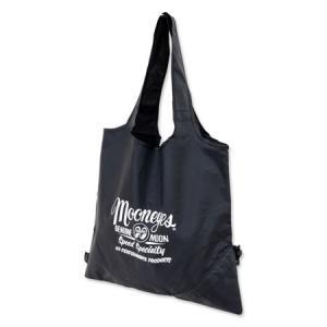 ムーンアイズ エコバッグ 折りたたみ メンズ コンパクト ショッピングバッグ おしゃれ かっこいい アメリカン アメカジ MOON ショッピングトート planfirst