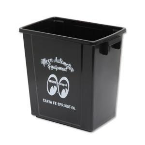 ムーンアイズ ゴミ箱 おしゃれ スリム アメリカン インテリア雑貨 かっこいい 車内 7.5L ホットロッド アメリカン雑貨 トラッシュビン MOON Equipped planfirst