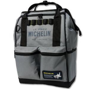 ミシュラン リュック ショルダーバッグ ハンドバッグ ボックス 4WAY MICHELIN グレー_BG-230776-M2S|planfirst