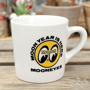 ムーンアイズ マグカップ おしゃれ かわいい アメリカン ホットロッド MOONEYES アイボール_TW-CS001-MON|planfirst