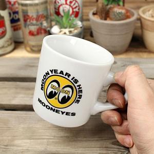 ムーンアイズ マグカップ おしゃれ かわいい アメリカン ホットロッド MOONEYES アイボール_TW-CS001-MON|planfirst|04