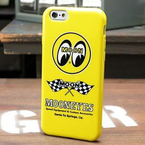 ムーンアイズ iPhone6/6Sケース(カバー) MOONEYES ソフトジャケット メール便OK_SA-MG706YE-MON|planfirst