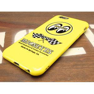 ムーンアイズ iPhone6/6Sケース(カバー) MOONEYES ソフトジャケット メール便OK_SA-MG706YE-MON|planfirst|03