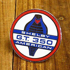 ステッカー 車 シェルビー アメリカン おしゃれ バイク ヘルメット かっこいい 復刻 コブラ SHELBY G.T.350 メール便OK_SC-DZ187-MON|planfirst