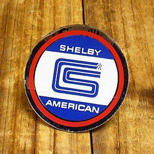 ステッカー 車 シェルビー アメリカン おしゃれ バイク ヘルメット かっこいい 復刻 SHELBY シェルビー・アメリカン メール便OK_SC-DZ188-MON|planfirst