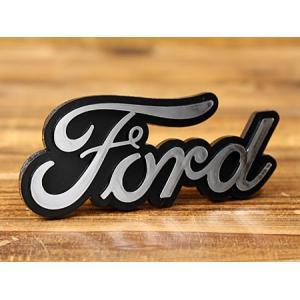 ステッカー フォード 車 かっこいい アメリカン FORD エンブレム プレート EMBLEMZ メール便OK_SC-DA9114-MON|planfirst