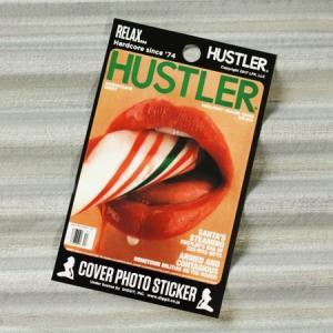 HUSTLER(ハスラー) ステッカー セクシー 車 スーツケース かっこいい アメリカン バイク ヌード 面白い おしゃれ HO1995 メール便OK_SC-HLJ19500-DGT|planfirst
