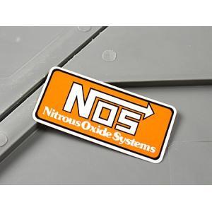 ステッカー ノス NOS バイク 車 アメリカン かっこいい メール便OK_SC-MS007-FEE|planfirst