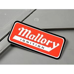 ステッカー マロリー バイク 車 アメリカン かっこいい ホットロッド Mallory メール便OK_SC-MS008-FEE|planfirst