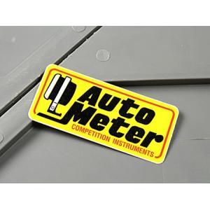 ステッカー オートメーター バイク 車 アメリカン かっこいい NASCAR AUTO METER メール便OK_SC-MS009-FEE|planfirst