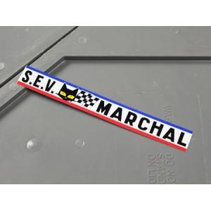 ステッカー セブ・マーシャル アメリカン 車 バイク かっこいい カーステッカー 猫 ライト S.E.V. MARCHAL ライン メール便OK_SC-MS121-FEE|planfirst