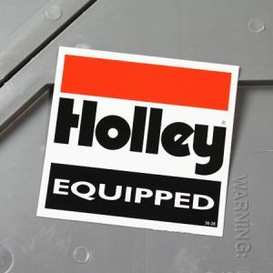 ステッカー アメリカン 車 バイク かっこいい カーステッカー レーシング モーター NASCAR ドラッグレース ホーリー Holley メール便OK_SC-MS127-FEE|planfirst