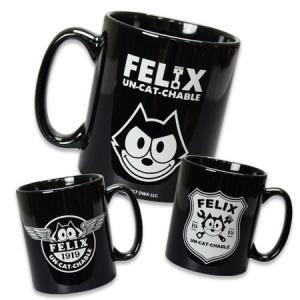 フィリックス・ザ・キャット マグカップ フィリックス グッズ おしゃれ キャラクター アメリカ 猫 アメリカン雑貨 10OZマグ_TW-KGAZF433-MON|planfirst