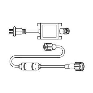 ●整流器で、全点灯できる ●AC電源には、絶縁トランスを使用しているので雑音、誘導雷等に非常に強い