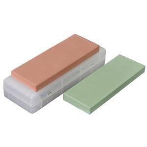 3種類の砥石を使い分けるだけ、包丁研ぎの基礎をラインナップ。