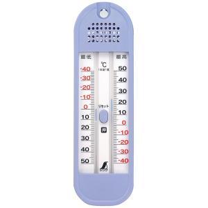 シンワ測定 72709 温度計 D-7 最高・最低 ワンタッチ式