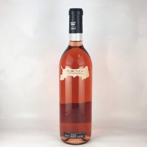 ロゼワイン 北条ワイン 地図ラベル ロゼ 720ml   鳥取県 北条ワイン醸造所|plat-sake