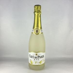 スパークリングワイン カフェ ド パリ 西洋梨 750ml|plat-sake