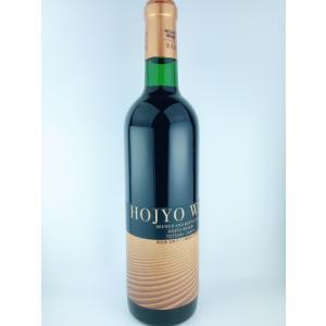 赤ワイン 北条ワイン ヴィンテージ 赤 720ml   鳥取県 北条ワイン醸造所|plat-sake