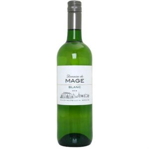 バレンタイン 白ワイン ドメーヌ・デュ・マージュ・ブラン 2017 白 750ml フランス|plat-sake