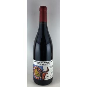赤ワイン フランス ドメーヌ ダンデゾン コート デュ ローヌ ヴィエイユ ヴィーニュ 750ml|plat-sake