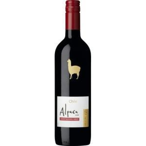 赤ワイン サンタ・ヘレナ・アルパカ・カベルネ・メルロー 750ml チリ 赤ワイン|plat-sake