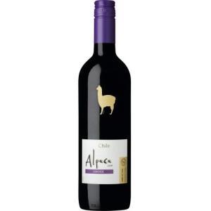 赤ワイン サンタ・ヘレナ・アルパカ・カルメネール 750ml チリワイン|plat-sake