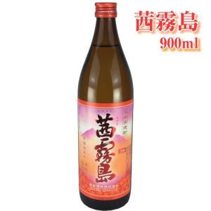 芋焼酎 霧島酒造 茜霧島 (あかねきりしま) 25度 900ml いも焼酎|plat-sake