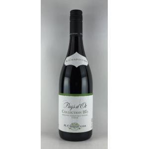 赤ワイン ミッシェル・シャプティエ MCペイ・ドック シラー コレクション・ビオ   750ml 赤ワイン|plat-sake