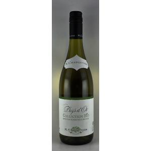 白ワイン ミッシェル・シャプティエ MCペイ・ドック ブラン コレクション・ビオ   750ml 白ワイン|plat-sake