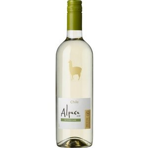 白ワイン サンタ・ヘレナ・アルパカ・ソーヴィニヨン・ブラン 750ml チリ 白ワイン|plat-sake