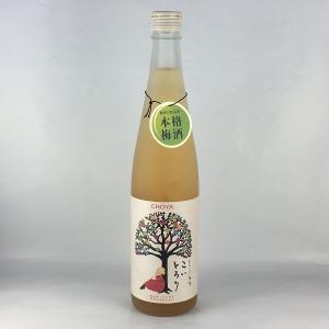 梅酒 チョーヤ こいとろり 500ml にごり梅酒 チョーヤ梅酒|plat-sake