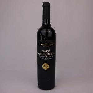 赤ワイン 南アフリカ カフェ・カベルネソーヴィニヨン 2017 リントン・パーク  750nl|plat-sake