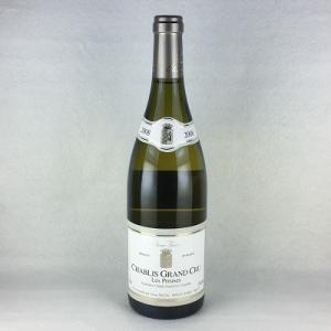 白ワイン シャブリ グラン クリュ レ・プルーズ 2008 オリヴィエ・トリコン 750ml|plat-sake