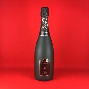 シャンパン ガルデ120 アニバーサリー・キュヴェ シャンパーニュ・エキストラ・ブリュット 750ml|plat-sake