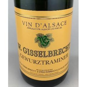 白ワイン アルザス ウィリ ギッセル ブレッシュトゥ ゲヴェルツトラミネール 750ml  plat-sake