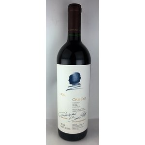 赤ワイン カリフォルニアワイン  オーパスワン2012  750ml  2012年 plat-sake