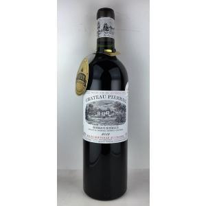 赤ワイン シャトー ピエライユ 赤 2012 ボルドー スペリュール|plat-sake