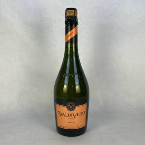 お歳暮 スパークリングワイン バルディビエソ ブリュット NV  750ml  チリ  スパークリングワイン|plat-sake