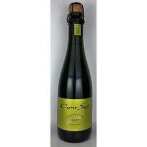 スパークリングワイン コノスル・ブリュットNV(ハーフ) チリ 白スパークリングワイン 375ml 辛口|plat-sake