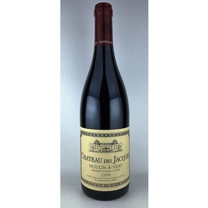 赤ワイン ムーラン ナ ヴァン シャトー デ ジャック  1999 750ml|plat-sake